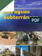 Las Aguas Subterráneas