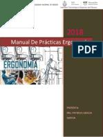 Manual de Practicas de Ergonomia