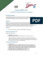 Temarios Oficiales de Cursos OPUS 2017 Planeacion y Control
