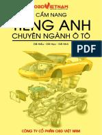 Obdvietnam Cam Nang Tieng Anh Chuyen Nganh o to 1