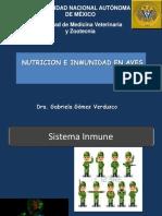 Aves - Nutricion e Inmunidad en Aves