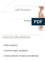 Spinal Cord Deseases