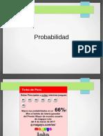 Clase Probabilidad