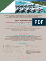 Job-Maldives  11.10.2018