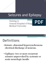 Common Neurologic Symptoms
