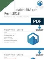 Curso Virtual Revit - Clase 1