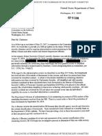 State Dept Clinton Letter