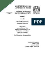 Mediciones Electricas LEM I