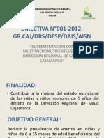 3. DIRECTIVA N°001-2012-GR