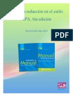 Guía a la redacción en el estilo APA, 6ta ed.pdf