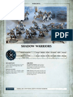 Aos Warscroll Shadow Warriors En