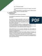 Informe de Fisica Hidrodinamica