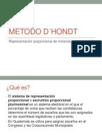 Método D´Hondt.pptx