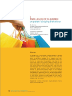 3.Influence of Children