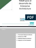 Arquitectura Empresarial Sesion 06