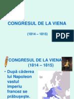 Congresul de La Viena