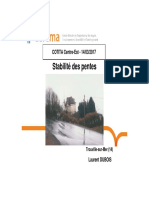 COTITA Stabilite Des Pentes v1