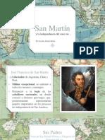Unidad 4 San Martín y la Independecia del Cono Sur - Jacobo Durán