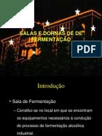 SALAS E DORNAS DE DEFERMENTAÇÃO