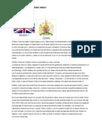 Breve Historia de Reino Unido