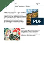 Definición de Figurativo y Abstracto - Copia