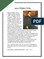 Blasco Núñez Vela