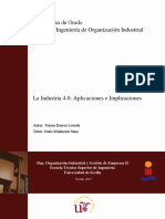La Industria 4.0 Aplicaciones e Implicaciones