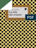 La Sala Del Crimen