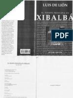 El tiempo principia en Xibalbá.pdf