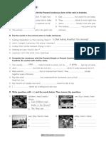 presente continuo ,can.pdf