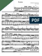 Scarlatti Sonatas K001-050