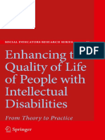 Enhancing the Quality of Life of People With Intellectual Disabilities - From Theory to Practice