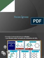 Clase 3 Geo General Rocas Igneas y Volcanismo