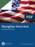 CBP FY16 17 Public Discipline Report 508