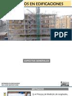 LOS METRADOS - CONSTRUCCIONES I