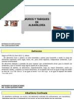 METRADOS CONSTRUCCIONES I - TEMA III