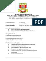 Format Laporan Bengkel Penataran Ppki 2018