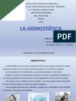 Hidrostatica Pwp