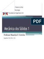 MEC SOL 01 - Aula 12 - Centro de Gravidade de um Corpo.pdf
