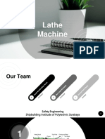 Describing Lathe Machine