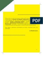 PUBLICAÇÃO LAPLATAFORMANCE