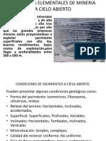 Diapositivas Cielo Abierto