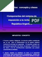 Clasif Impuestos y Componentes i Renta 2014 (1)