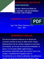 Adherencia y Anclaje - Unmsm .PDF