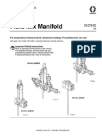 312781E Manifold Promix 2KS