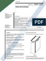 Nbr 12225; Títulos De Lombada - Abnt.pdf