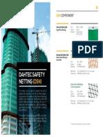 Dahtec Safety Net