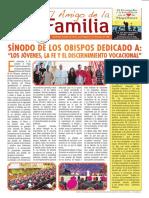 EL AMIGO DE LA FAMILIA 14 octubre 2018