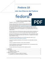 Fedora 10 Making Fedora Discs Es ES