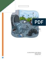 actividad integradora  Como se contamina el agua
